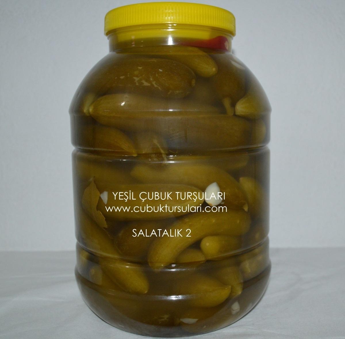 cubuk salatalik tursusu 2 Numara 5 kg