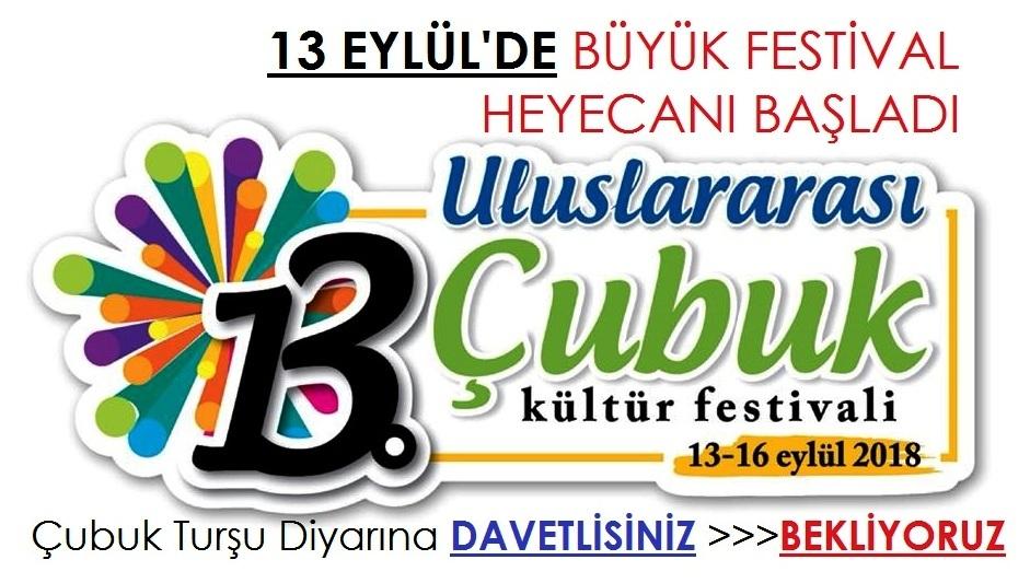Çubuk Turşu Festivaline Hazırmısınız